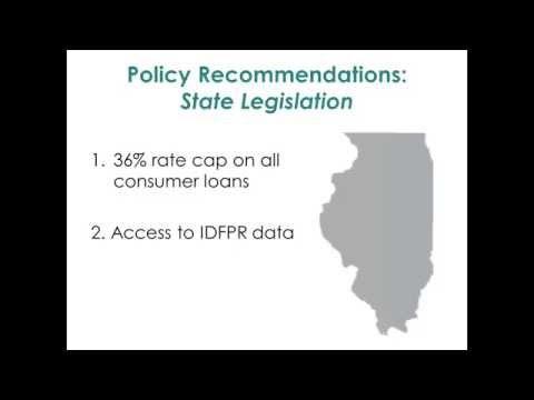 Auto Title Lending in Illinois