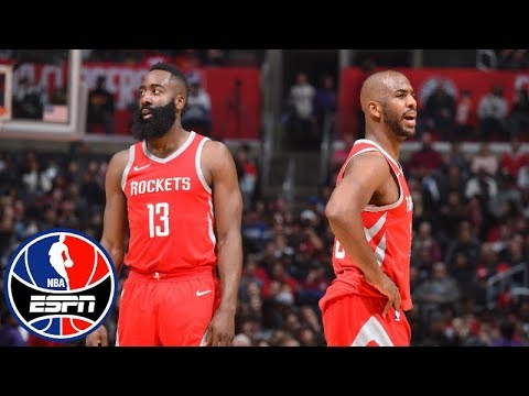 Jalen Rose: Rockets' winning streak will end in Toronto | NBA Countdown | ESPN