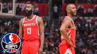 Jalen Rose: Rockets