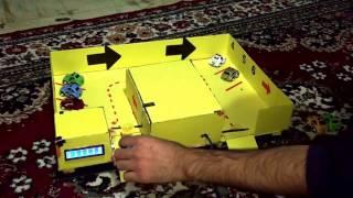 Arduino ile akıllı otopark projesi