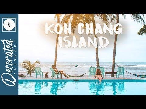 KOH CHANG ISLAND GETAWAY (TRAVEL VLOG THAILAND)