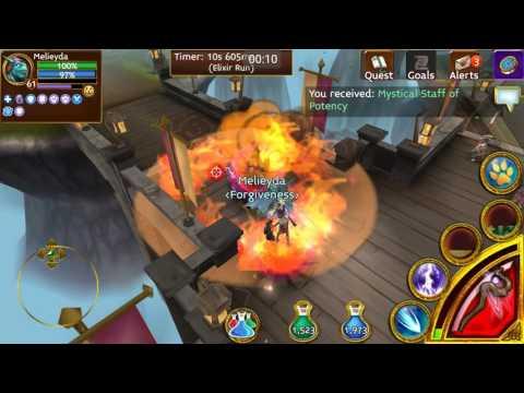 Arcane Legend - How To Farming Loki Eggs