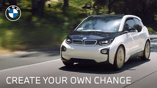 homepage tile video photo for Leave a Greener Footprint | 2020 BMW i3 Electric Car | BMW USA