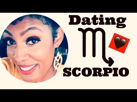 Dating A SCORPIO