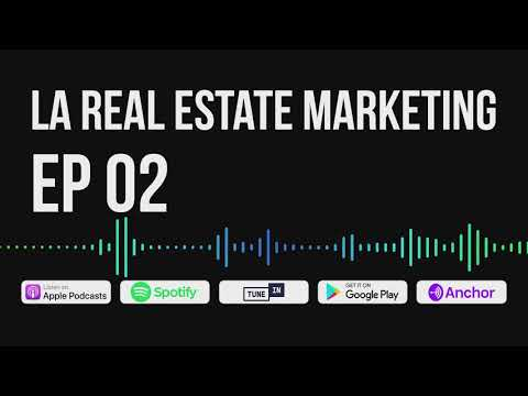 Run With Tobe EP 02 - LA Real Estate Marketing with Han Kim (aka Space Hunter LA)