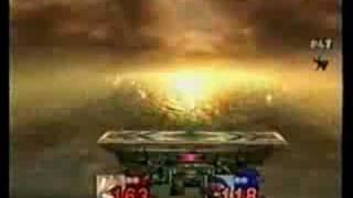 Super Smash Bros Brawl - Fox Vs Falco