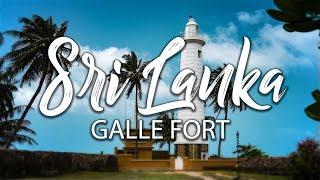 I slept at the Ambassadors House in Galle Fort Sri Lanka