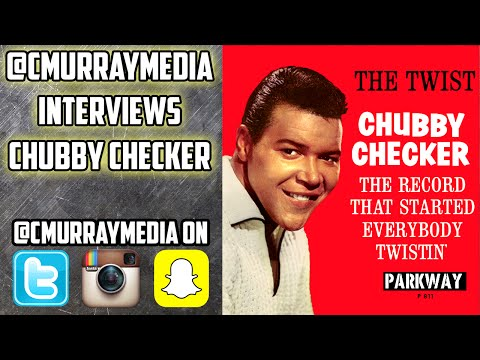Chubby Checker Interview - cmurraymedia
