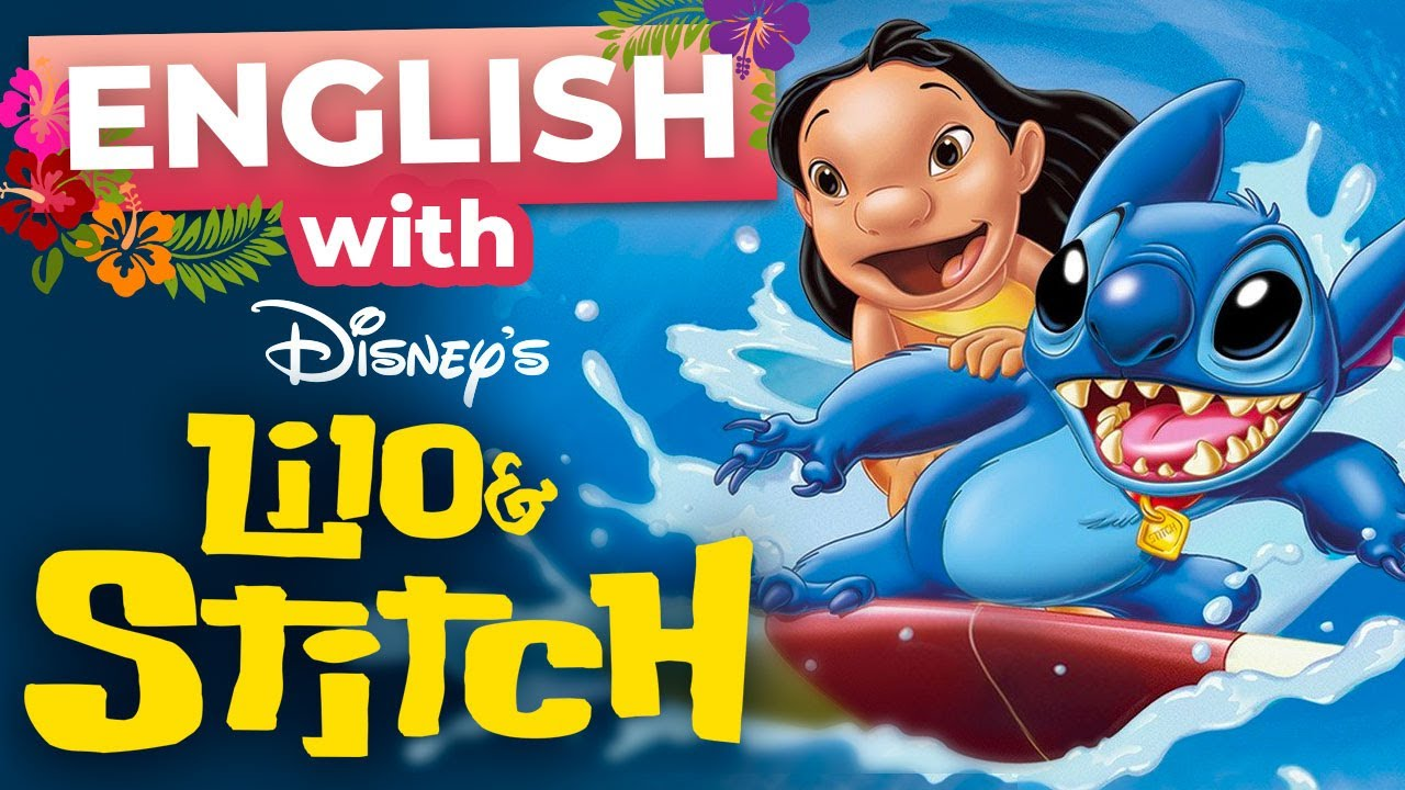 Learn English with Lilo and Stitch