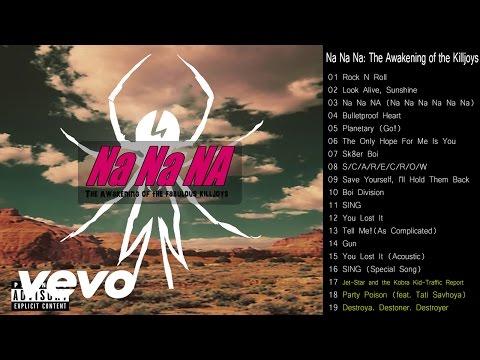 Andrew Way - Na Na Na:The Awakening of the Fabulous Killjoys (ALBUM TRAILER)