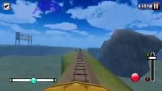 Cargo Trains Simulator - 3 Level Terakhir (Android Game)