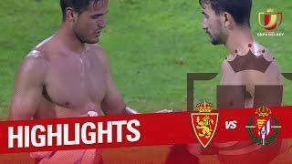 Resumen de Real Zaragoza vs Real Valladolid (1-2)