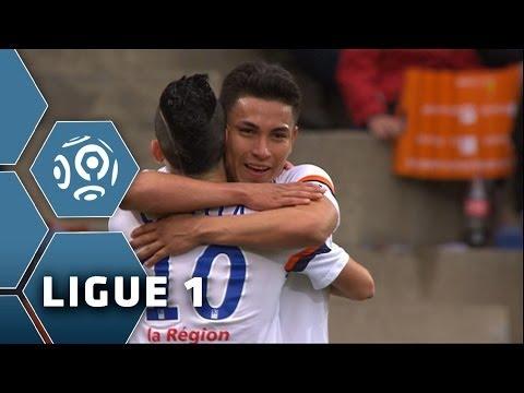 Goal Jean DEZA (78') - FC Lorient-Montpellier Hérault SC (4-4) - 20/04/14 - (FCL-MHSC)