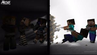 Четкий Хет: красивая победа! Конкурс на лицензию minecraft (minecraft mini-game Lucky Islands)