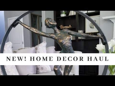 INTERIOR DESIGN| HUGE SHOP WITH ME (BUDGET) + HOME DECOR HAUL (CLIENT) ft HAVERTY'S| WHAT I BOUGHT?