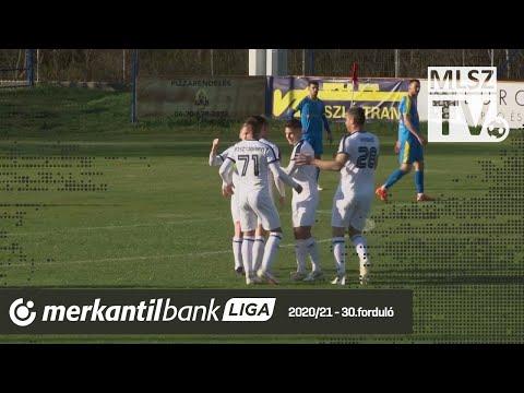 Aqvital FC Csákvár - Kolorcity Kazincbarcika SC | 4-1 (2-0) |Merkantil Bank Liga NB II.| 30. forduló thumbnail