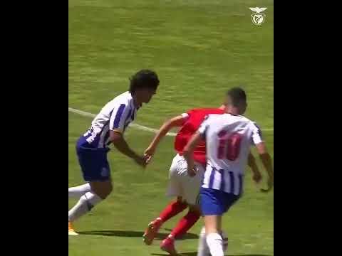 Sub-17: Golo Hugo Félix - Porto 0-4 Benfica (2020-2021)
