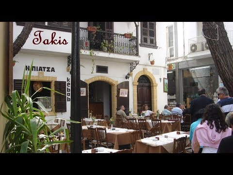 A walk in Nicosia  - Cyprus