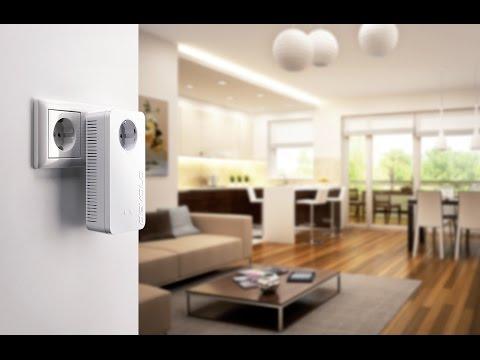 devolo dlan 1200 starter kit powerline productvideo n doovi. Black Bedroom Furniture Sets. Home Design Ideas