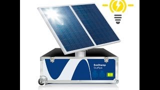 TecnoSunSolar: Solar Tracking System EcoChamp ST 2000 & ST 3000