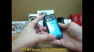 Обзор китайских телефонов дешевле 50$