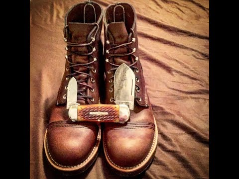 Redwing Iron Ranger