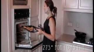 Shrazzi Roasted Tomato Bruschetta
