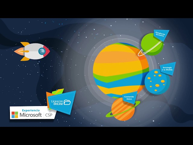 ¡Vive la Experiencia Microsoft CSP en Licencias OnLine!