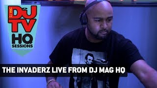 The Invaderz 60 minutes live drum & bass mix from DJ Mag HQ