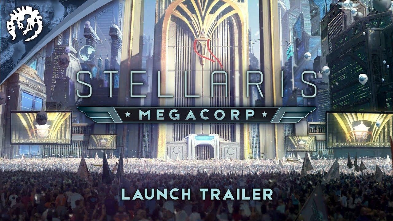 Stellaris: MegaCorp | Paradox Interactive