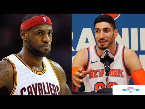Download Youtube: Enes Kanter is Going to REGRET Talking Sh!t About LeBron James
