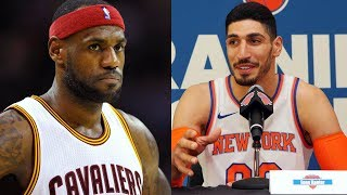 Enes Kanter is Going to REGRET Talking Sh!t About LeBron James