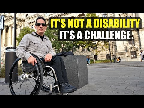 TRAVELLING IN A WHEELCHAIR | TIPS & ADVICE