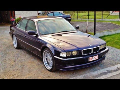 BMW Alpina B E Walkaround YouTube - Bmw alpina e38