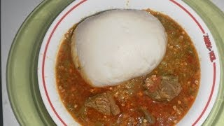 How To Make Okro Stew/soup