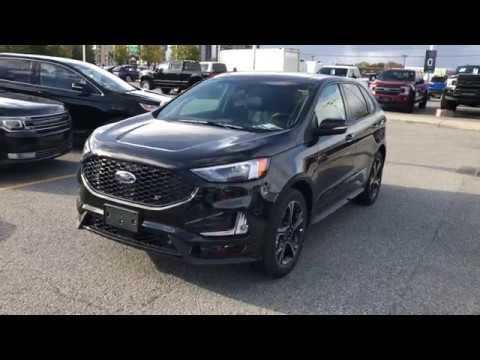 Donnelly Ford vehicle highlight - 2019 Edge ST