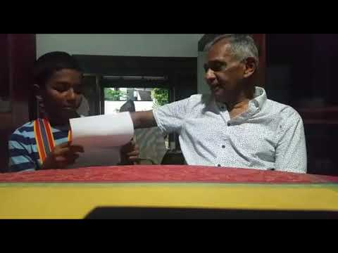 Interview With My Seeya Prof. Willie Mendis
