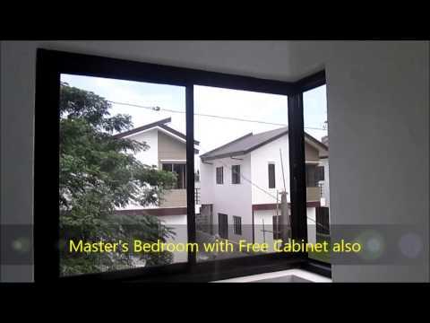 Affordable Single Detached House in Sta Rosa Laguna ASHLEY near Paseo de Sta Rosa and NUVALI