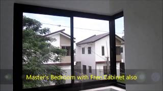 Affordable Single Detached House in Sta Rosa Laguna ASHLEY near Paseo de Sta Rosa and NUVALI