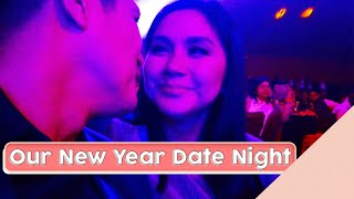 Our New Year's Eve  [Date Night with My Husband]