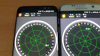 Exclusive...Galaxy S8 vs Galaxy S7 edge first test fix GPS....and Galileo ???