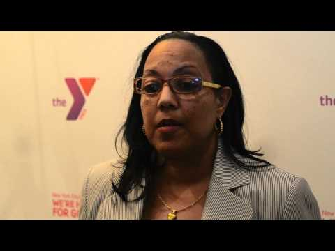 Interview with Sharlene Brown, executive director of the Bronx YMCA