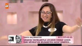 Zahide Hanım'ın sürpriz şovu - Esra Erol'da 110. Bölüm - atv