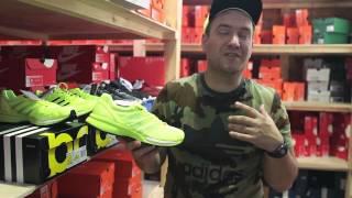 видео беговые кроссовки