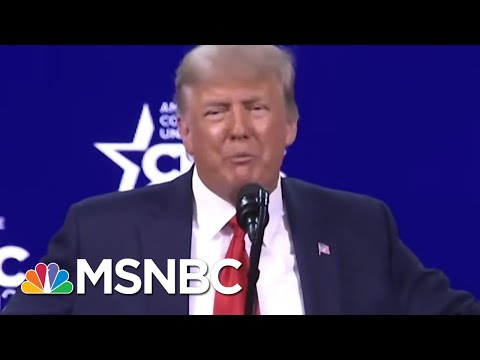 Trump Declares Political Journey Is 'Far From Over' | MSNBC