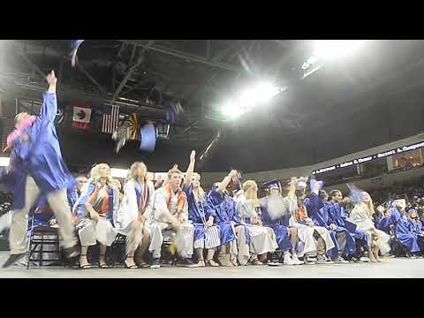 2019 Chino Valley High School Graduation