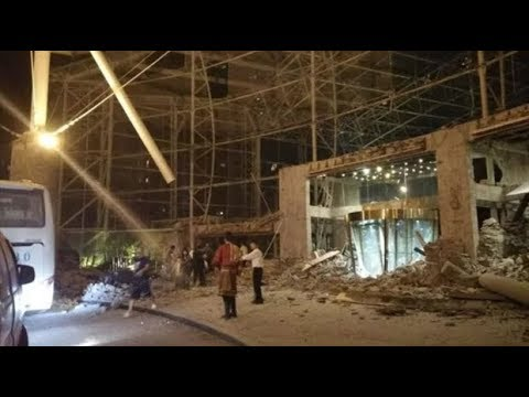 6.5 magnitude earthquake strikes in remote part of China's Sichuan province
