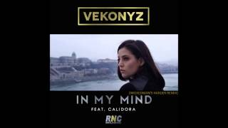 Vekonyz - In My Mind ft. Calidora (Wickedman