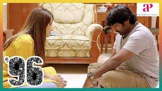 96 Movie Vijay Sethupathi Emotional Scene | Vijay Sethupathi reveals the truth | Trisha