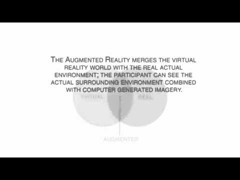 LP 1.2: Augmented Reality Definition